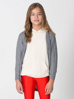 American Apparel - Youth Shawl Cardigan
