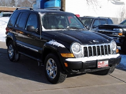 Liberty - Limited 2007 Jeep