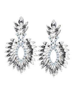 Elizabeth Cole - Crystal Earrings