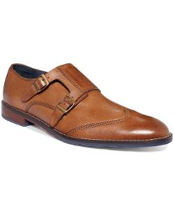 Hush Puppies  - Style Monk Strap Shoes