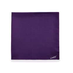 Lanvin - Four-Color Reversible Pocket Square