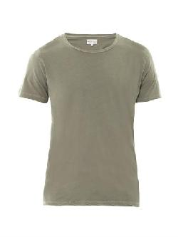 GANT RUGGER  - Super soft crew-neck T-shirt