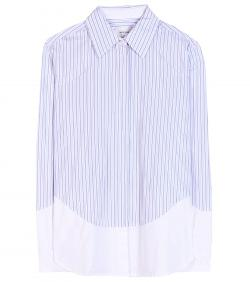 Wood Wood - Violetta striped cotton shirt