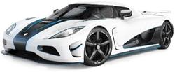 Koenigsegg - Agera R Car