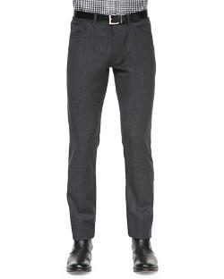 Theory  - Haydin 5-Pocket Wool Pants