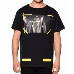 Off-White - Graphic Short-Sleeve T-Shirt