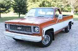 Chevrolet  - 1973 C10 Pickup Truck