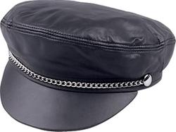 Henschel - Garment Leather Hat