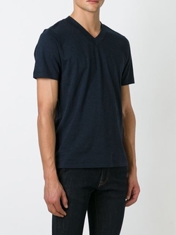 Eleventy - V-Neck T-Shirt