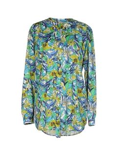 Macchia J  - Floral Shirt
