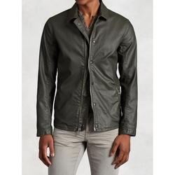 John Varvatos  - Cotton Zip Jacket