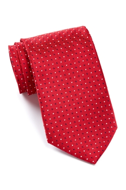 Nordstrom Rack  - Colson Dot Print Silk Tie