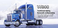 Kenworth - W900 Truck