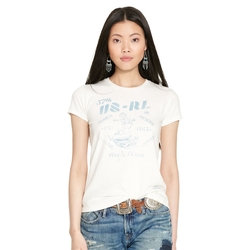 Ralph Lauren - Cotton Jersey Graphic Tee