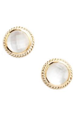 Anna Beck - Stone Stud Earrings