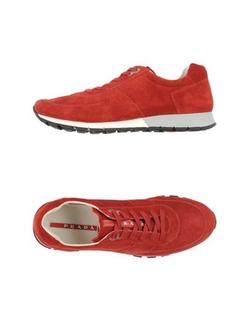 Prada Sport - Rubber Low-Top Sneakers