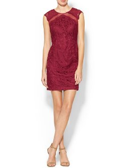 Piperlime Collection  - Lace Sheath Dress