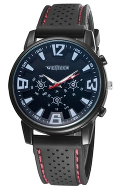 Weijieer - Bear Motion Design Casual Sport Watch