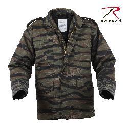 Rothco  - M-65 Camo Field Jacket