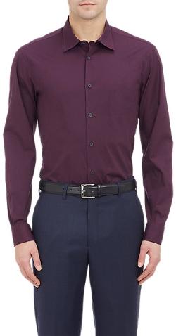 Z Zegna - Poplin Shirt