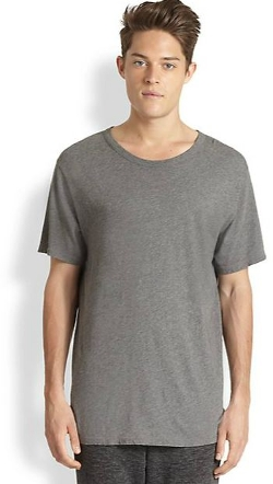 T by Alexander Wang - Basic Cotton Tee