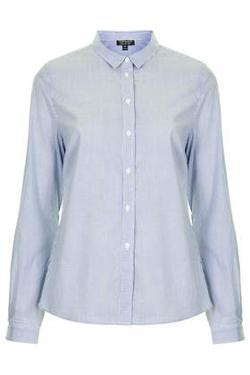 Topshop - Neat Stripe Shirt