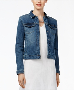 Armani Exchange - Wash Denim Jacket