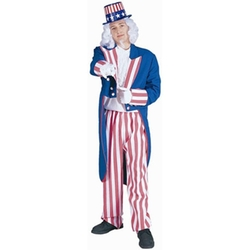 RG Costumes  - Uncle Sam Adult Costume