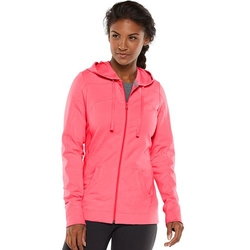 Tek Gear - Core Lifestyle Full-Zip Yoga Hoodie