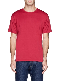 Sunspel - Basic Cotton T-Shirt