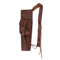 Martin Archery - Leather Back Quiver