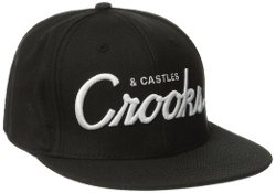 Crooks & Castles - Team Crooks Woven Snapback Cap
