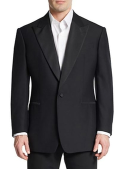 Chester Barrie - Regular-Fit Wool Dinner Jacket