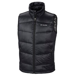 Columbia - Gold Turbodown Down Vest