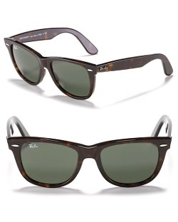 Ray-Ban - Classic Polarized Wayfarer Sunglasses