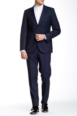 Zanetti - Notch Lapel Wool Suit
