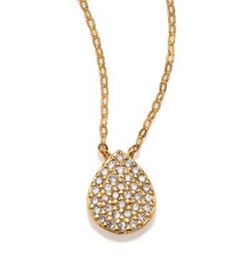 Adriana Orsini - Teardrop Pendant Necklace