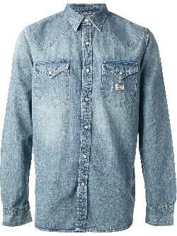 RALPH LAUREN DENIM & SUPPLY  - denim shirt