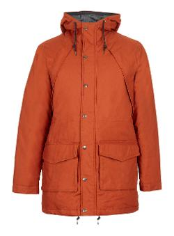 Topman - Selected Homme Padded Jacket