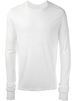 Rick Owens - Long Sleeved T-Shirt
