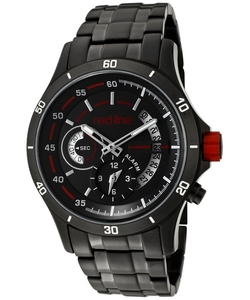 Red Line - Tech Chrono Two-Tone Watch