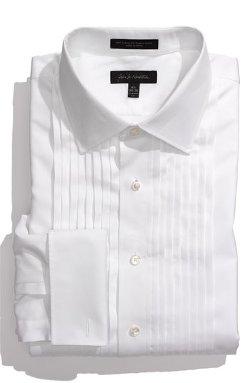 John W. Nordstrom  - Classic Fit Tuxedo Shirt
