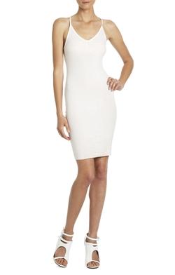 BCBGMAXAZRIA - Kimmie Essential Knit Slip Dress