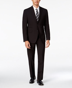 Perry Ellis - Slim-Fit Suit
