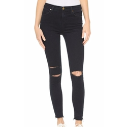 J Brand - High Rise Alana Crop Jeans