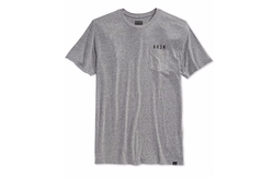 KR3W  - Locker Graphic-Print Logo Pocket T-Shirt
