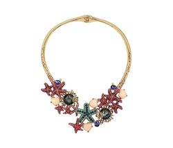 Betsey Johnson - Betsey And The Sea Collar Necklace