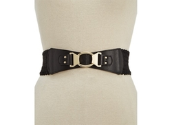 Style&Co. - Woven Stretch Belt