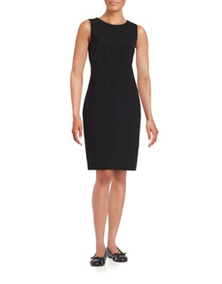 Laundry By Shelli Segal  - Paneled Sheath Dress