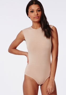Missguided - Sleeveless Bodysuit